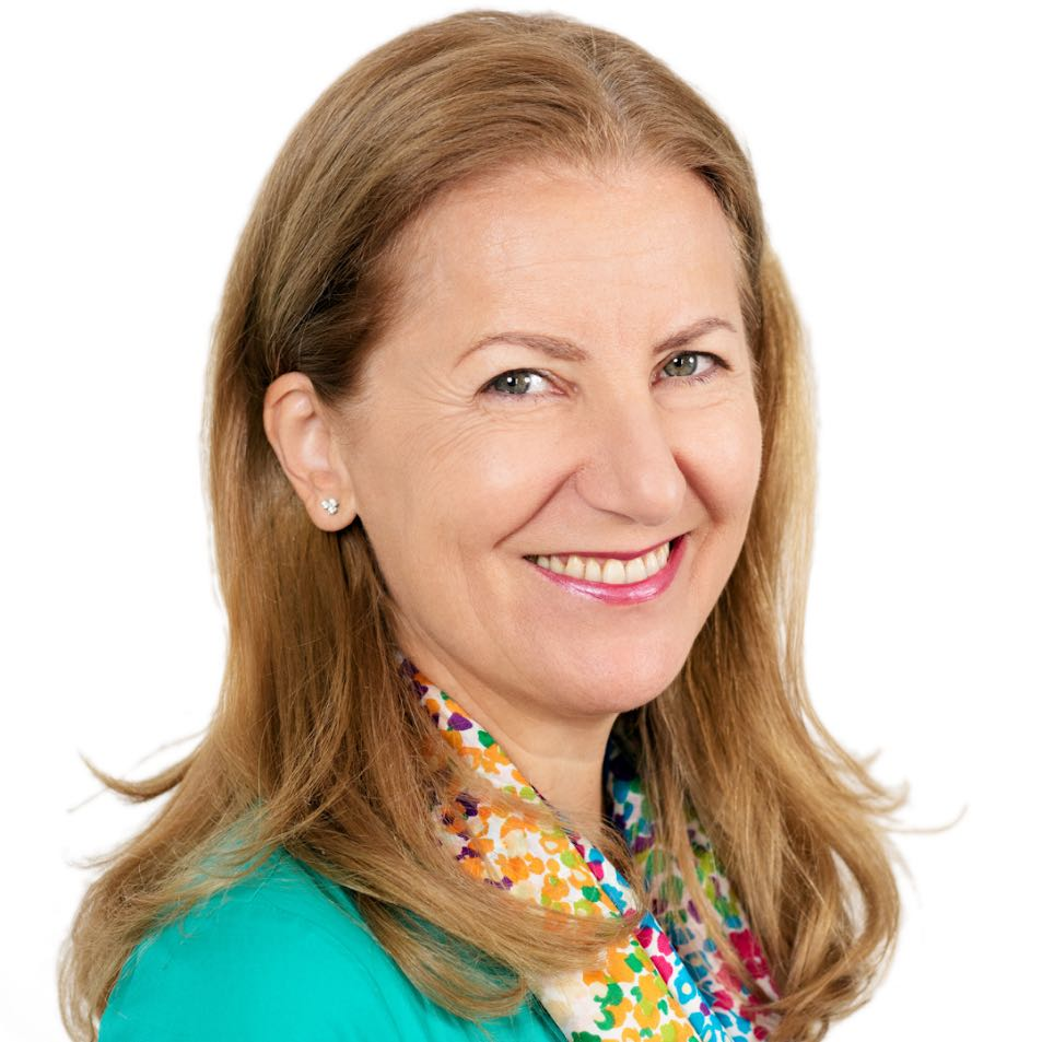 Gabriela Bocanete headshot