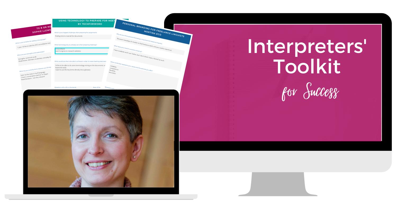 Interpreters' Toolkit for Success
