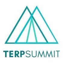 TerpSummit Logo white surround